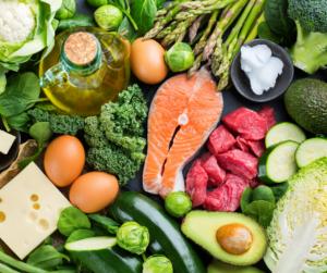 Gesunde LCHF-Ernährung