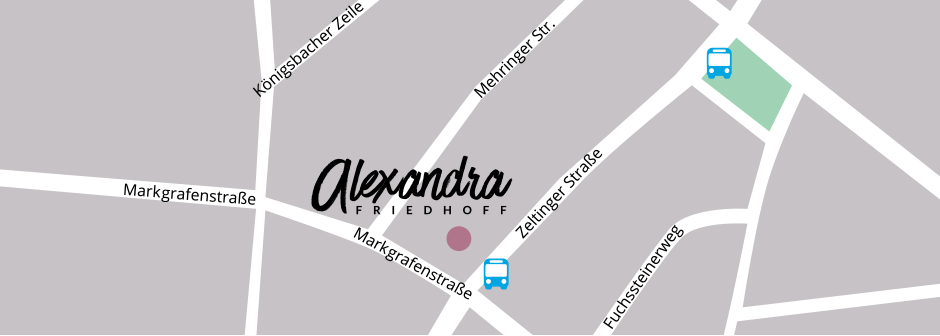 Alexandra-Friedhoff-Anfahrt