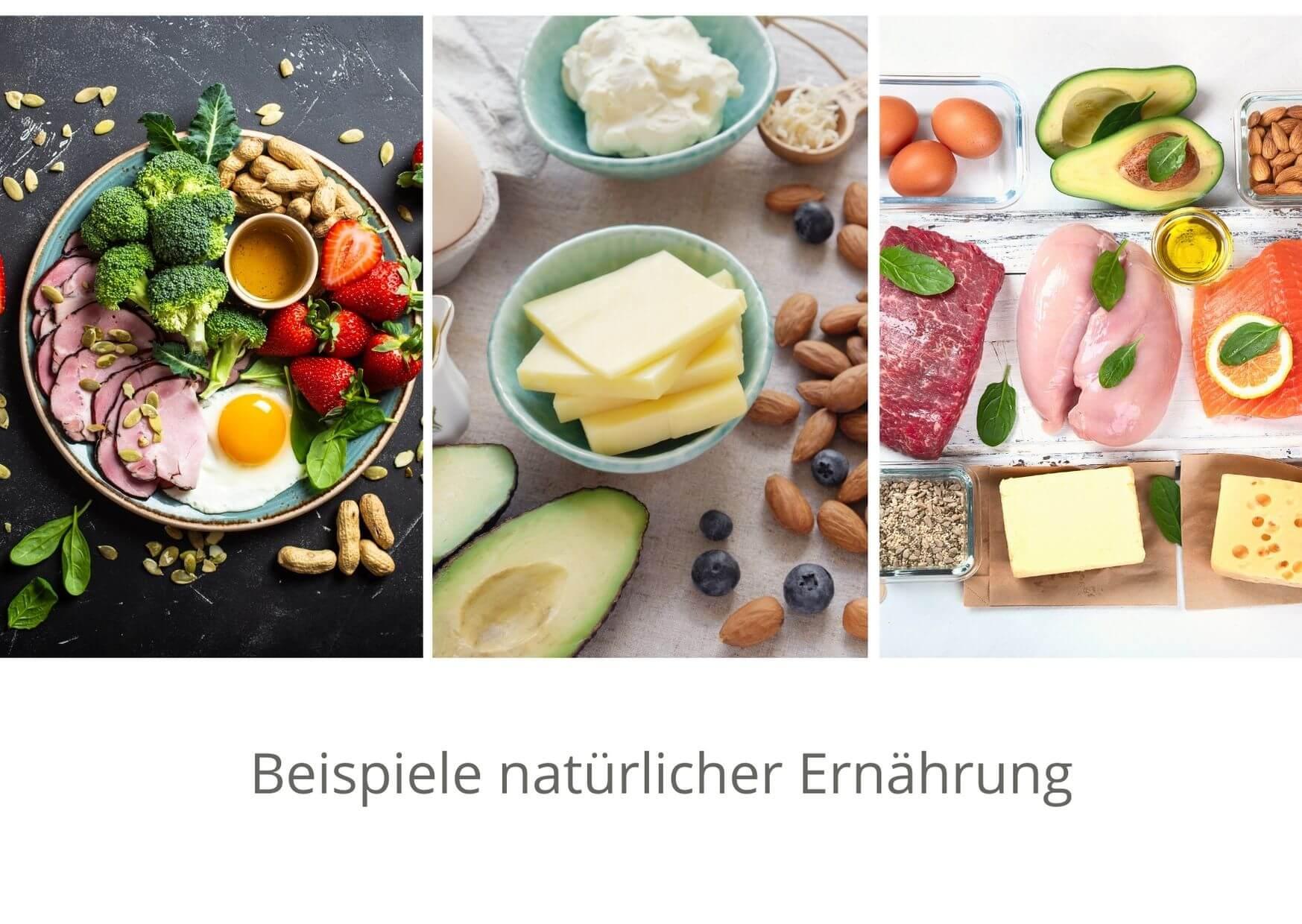Natürliche Ernährung