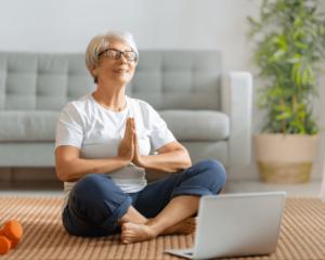 Entspannungstechniken Meditation und Yoga