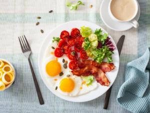 Gesunde Ernährung lindert Depressionen