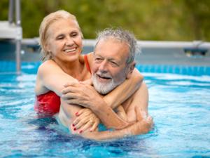 Lebensfreude Swimming Pool