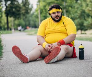 Bewegung gegen Übergewicht